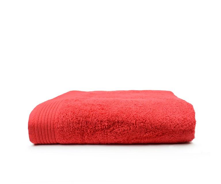 Badhanddoek Red