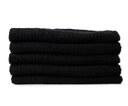 Gastenhanddoek Zwart