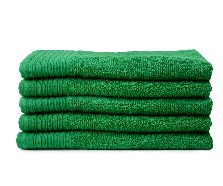 Gastenhanddoek Groen