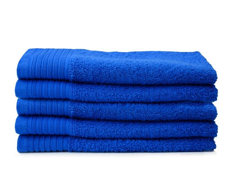 Gastenhanddoek Blauw