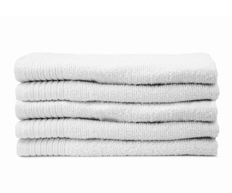 Gastenhanddoek Wit