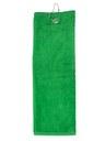 Golfhanddoek Groen