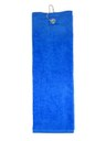 Golfhanddoek Blauw