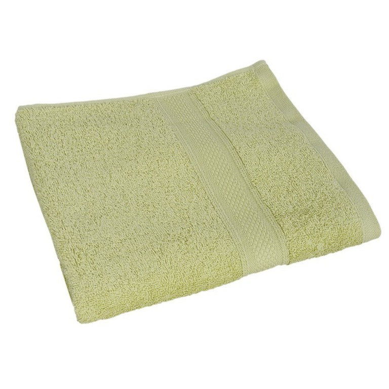 Handdoek Elegance licht groen