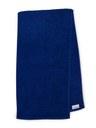 Sporthanddoek Marineblauw